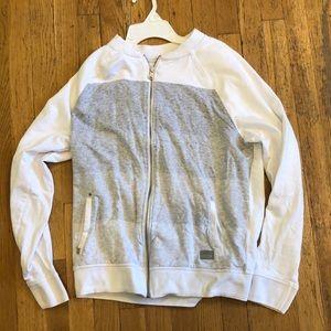 Calvin Klein light bomber jacket